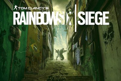 Promotional artwork from Rainbow Six Siege