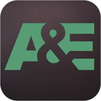 A&E TV app logo