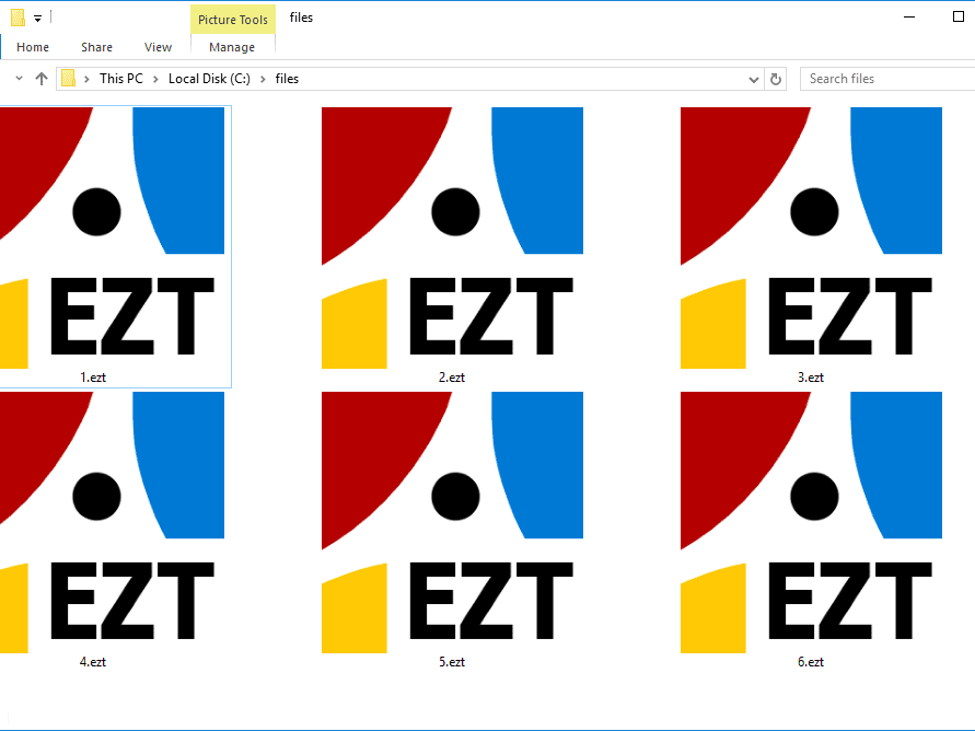 EZT File (What It Is and How to Open One)