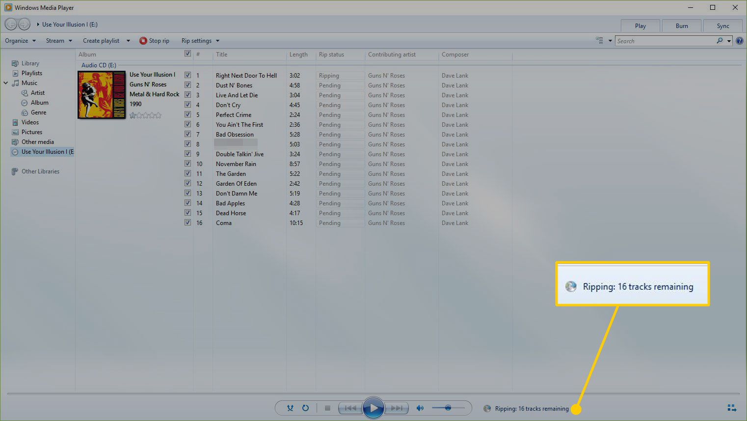 How To Rip Cds With Windows Media Player