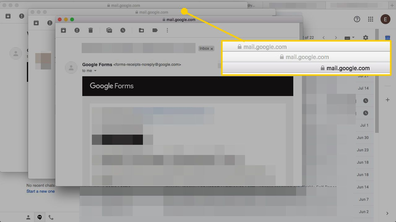Gmail: How to Open an Email in Its Own Window