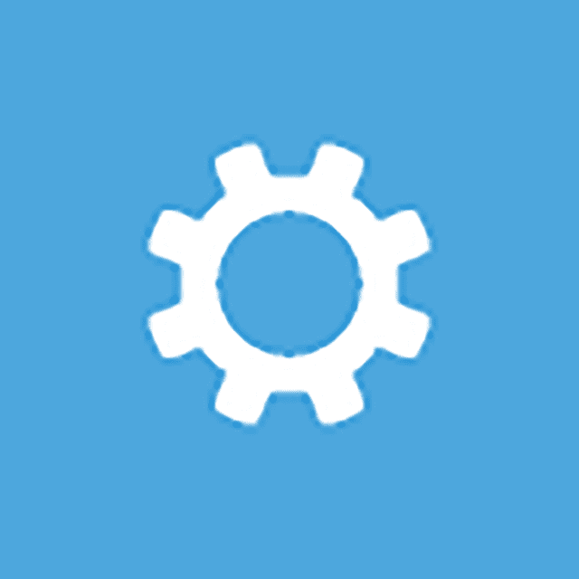 Screenshot of the Startup Settings icon on the Advanced Startup Options menu in Windows 10
