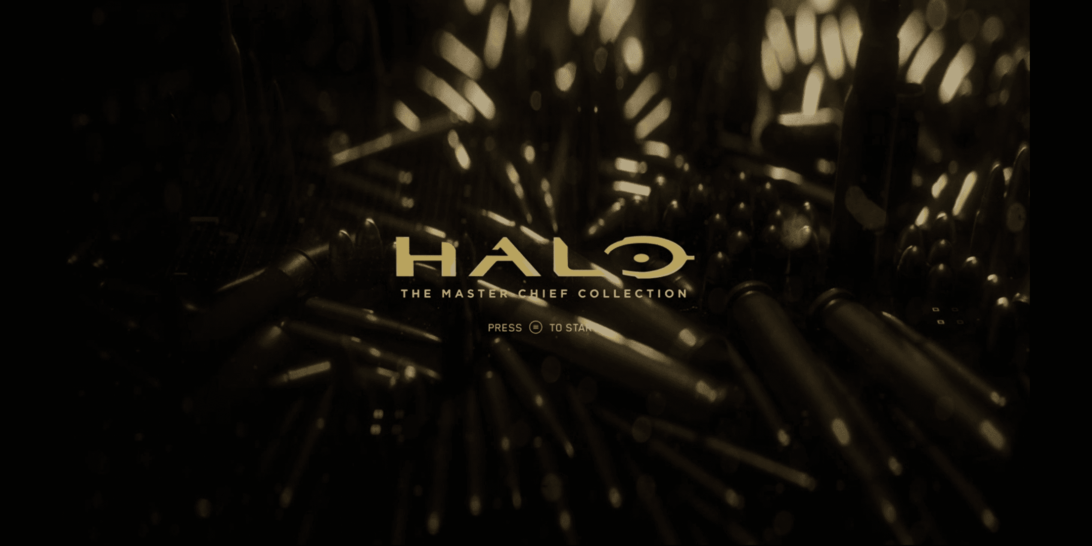 Master Chief Collection streamed to a phone.