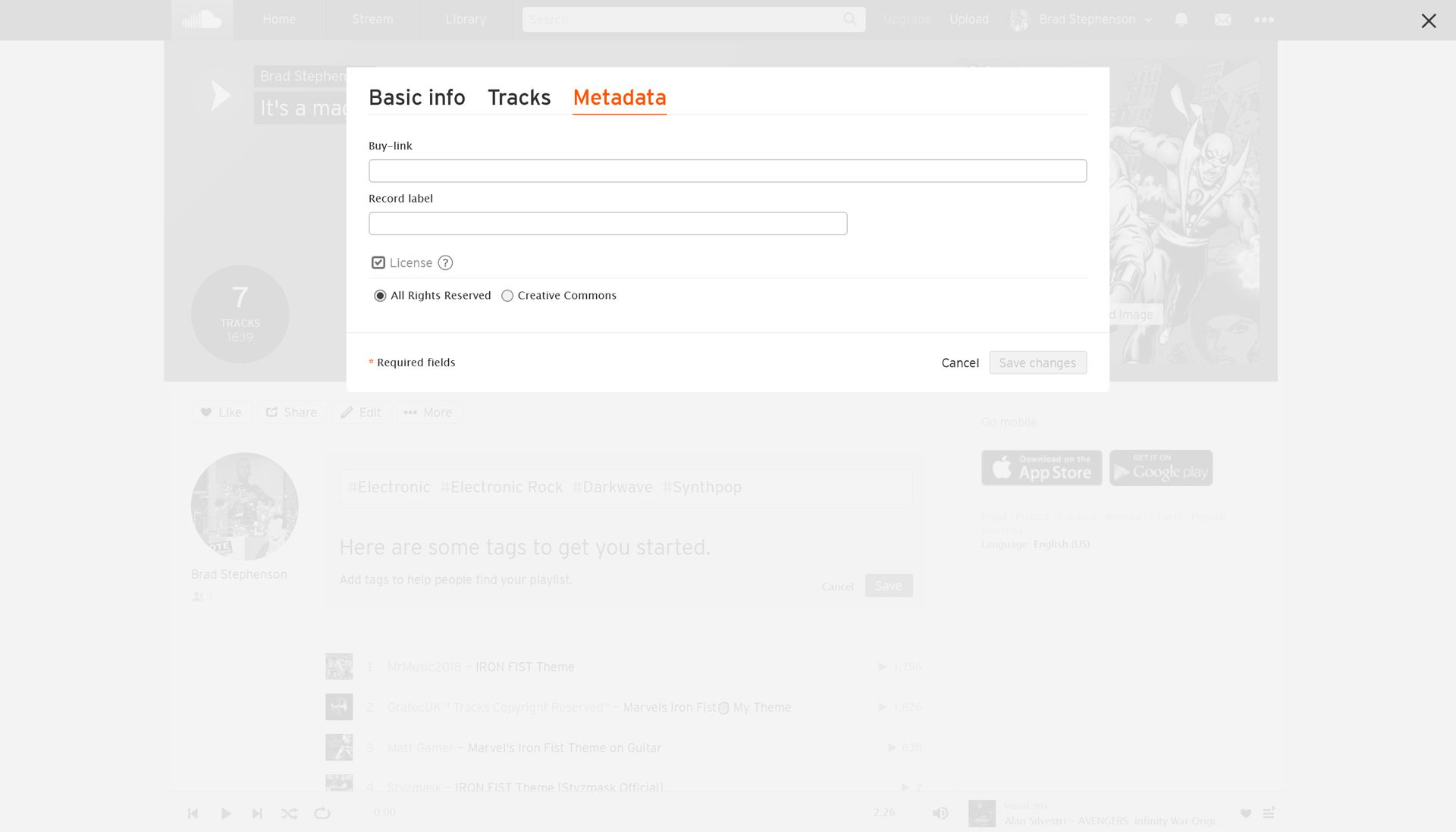 How To Make A Playlist On SoundCloud
