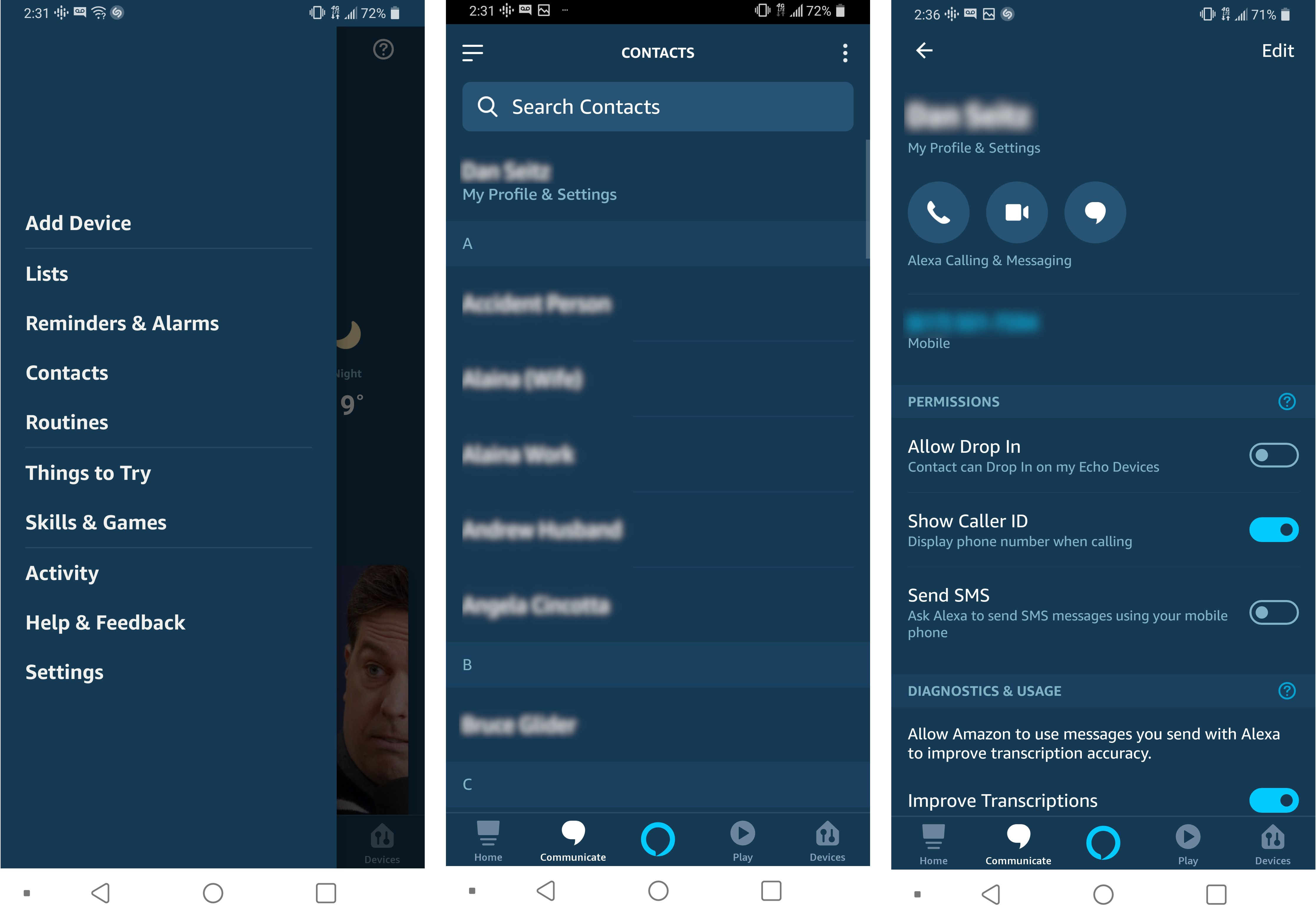How to Block and Unblock Contacts in Alexa