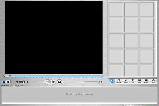 Open iMovie