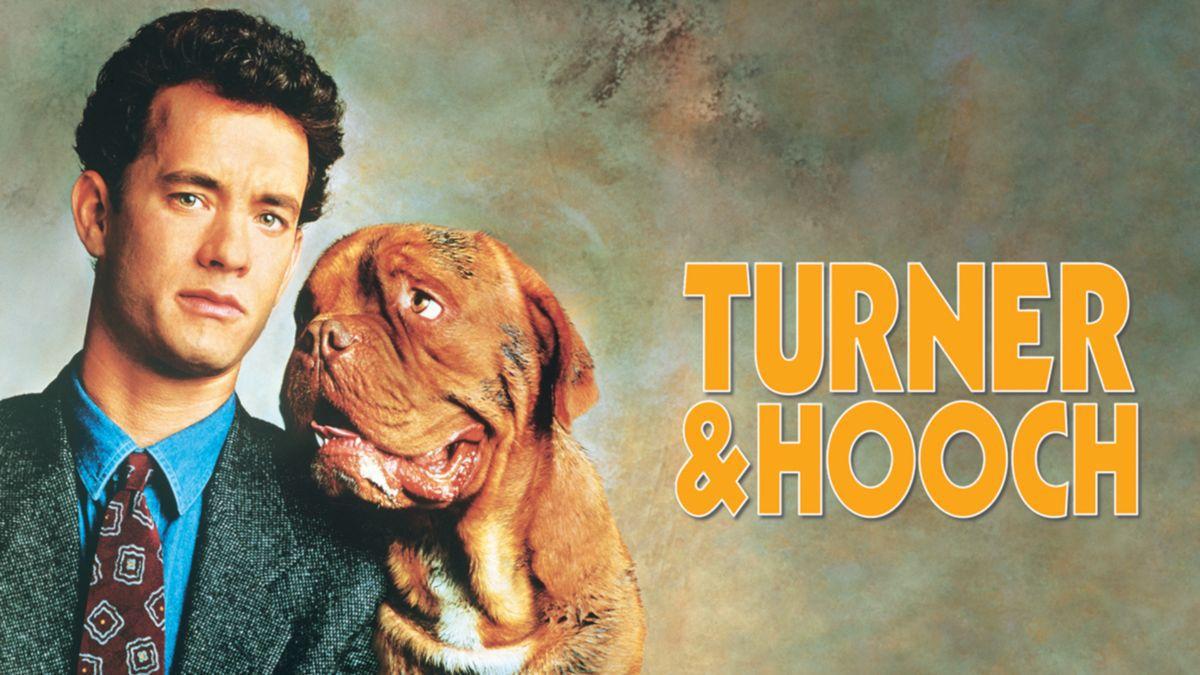 Tom Hanks in Turner and Hooch