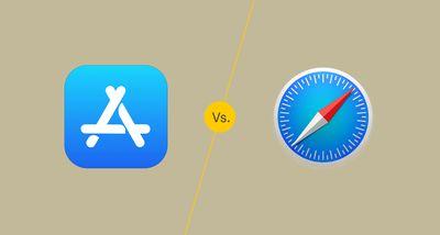 Native Apps vs. Web apps