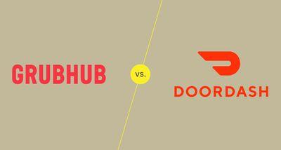 Grubhub vs Doordash