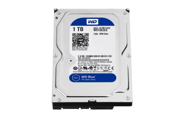 Western Digital WD Blue 1TB