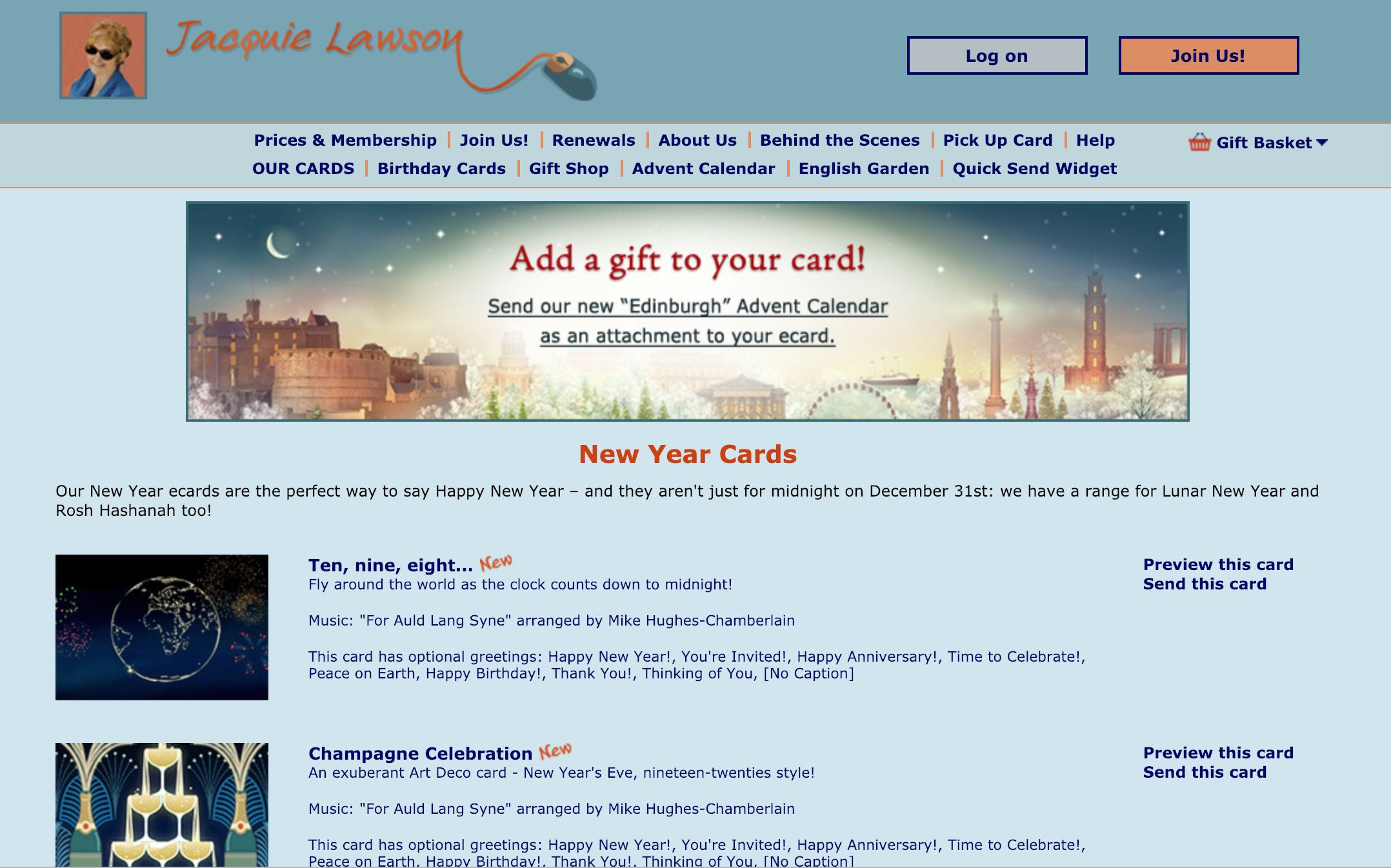 22 favorite new years ecards and ecard sites