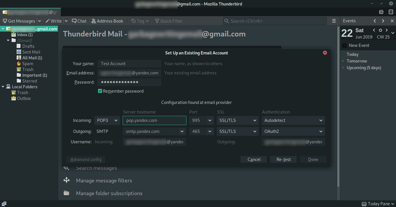 What Are the Yandex Mail POP3 Settings?