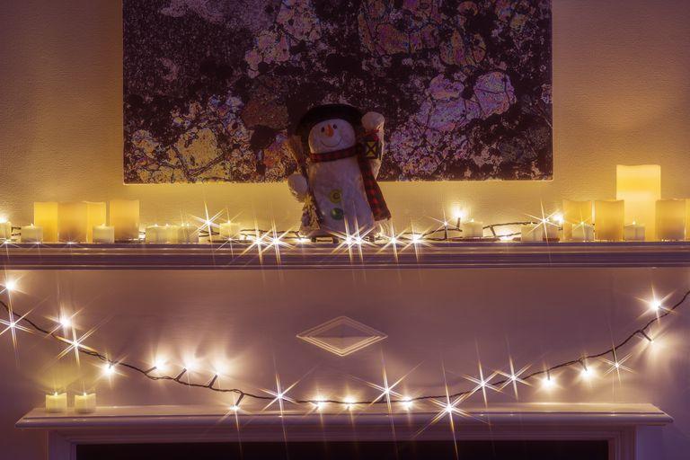 X-mas twinkle lights