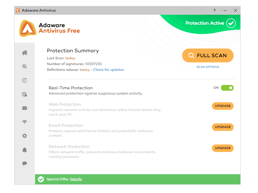 download antivirus free full version with key