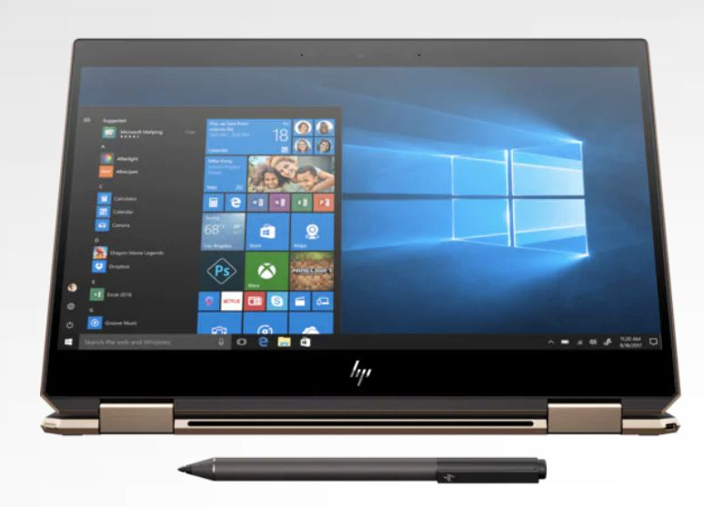 HP Spectre Touch x360