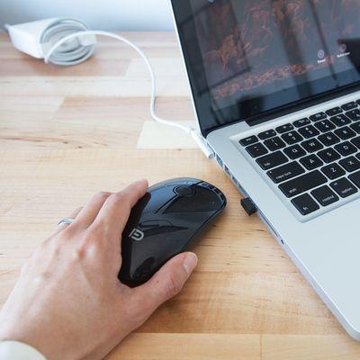 FD V8 Ultrathin Silent Travel Mouse
