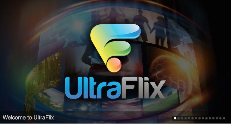 UltraFlix video streaming platform