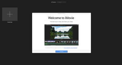 Mac screen saying