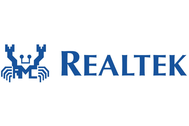 Screenshot of the Realtek logo