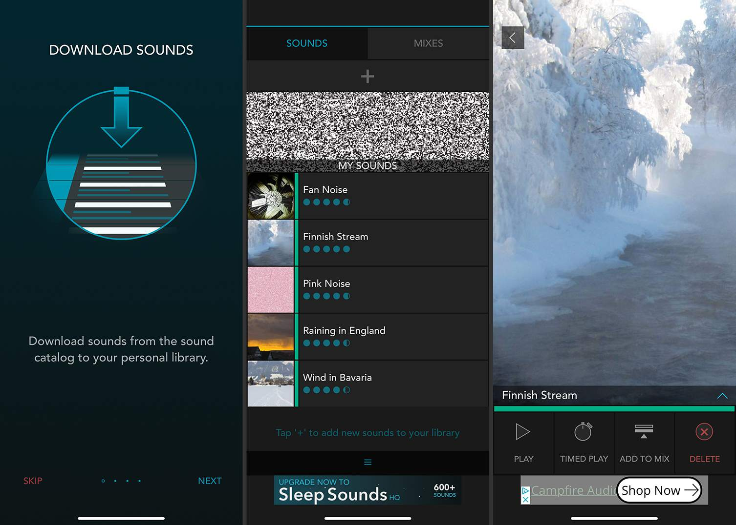 The 13 Best White Noise Apps