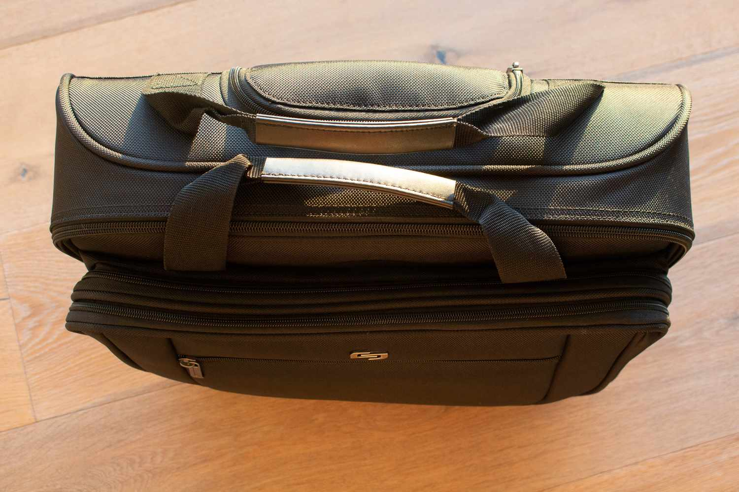 Solo Bryant Rolling Case