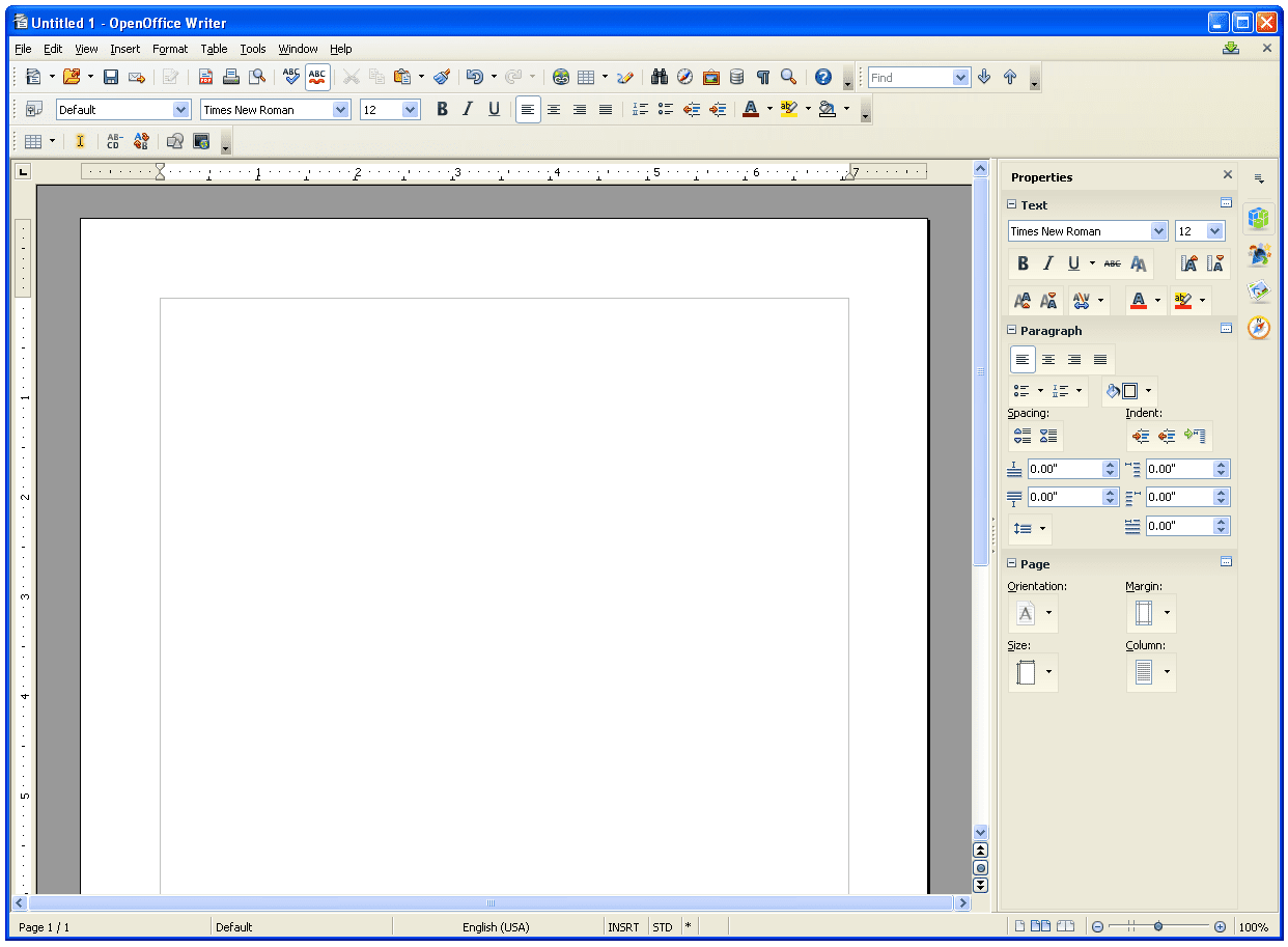 A Review of OpenOffice Writer In Business Card Template Open Office