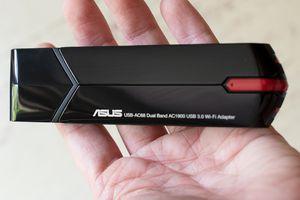 Asus AC1900 Dual-Band USB Wi-Fi Adapter