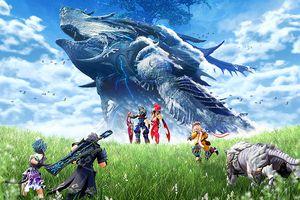 Cover art for Xenoblade Chronicles 2