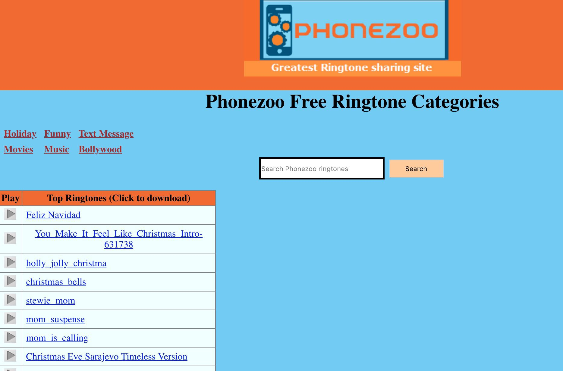 13 Best Free Ringtone Download Sites March 2019