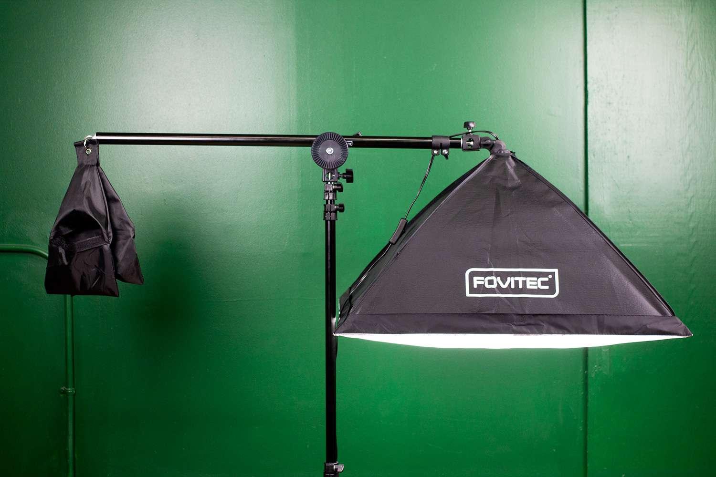 Fovitec SPK10-037 Softbox Lighting Kit