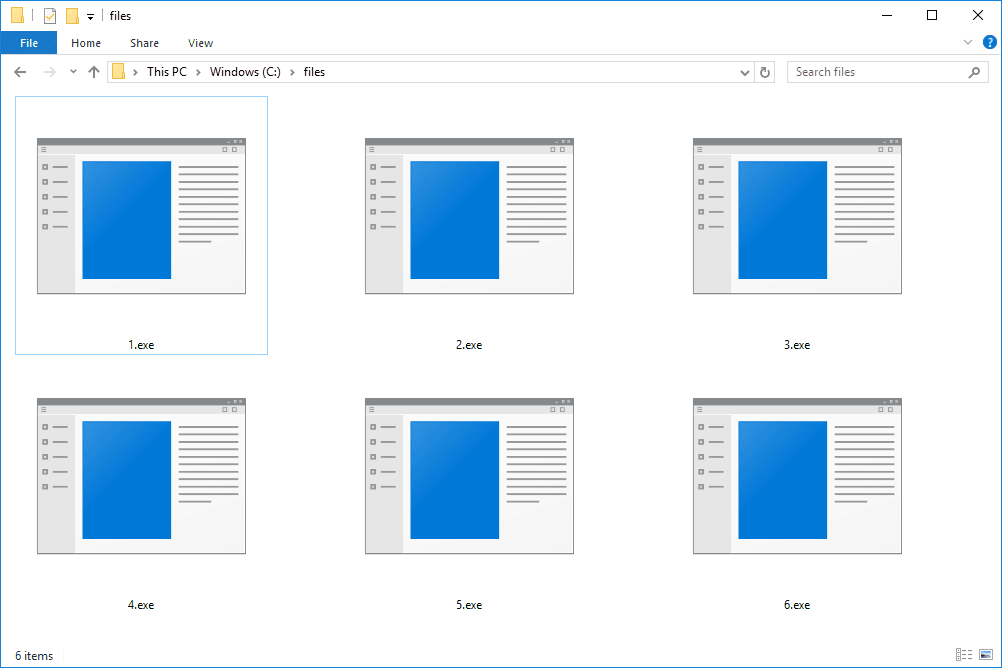 EXE File (What It Is & How to Open One)