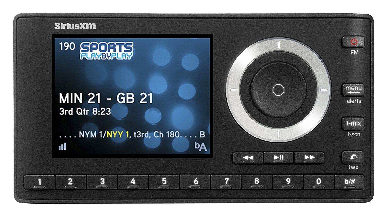The 7 Best SiriusXM Portable Satellite Radios to Buy in 2018