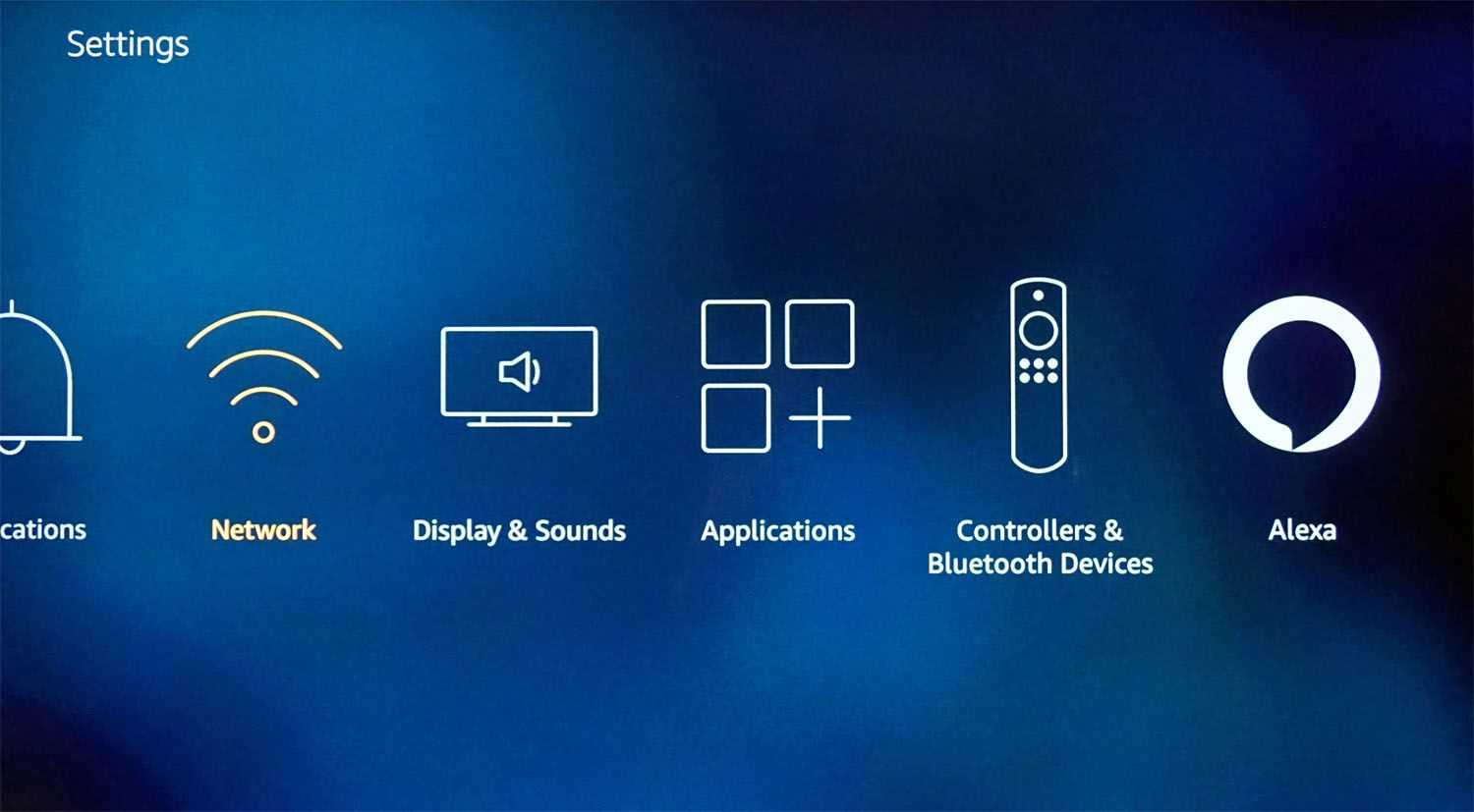The Amazon Fire Tv Stick Review Directv Wireless Wiring Diagram Settings Page