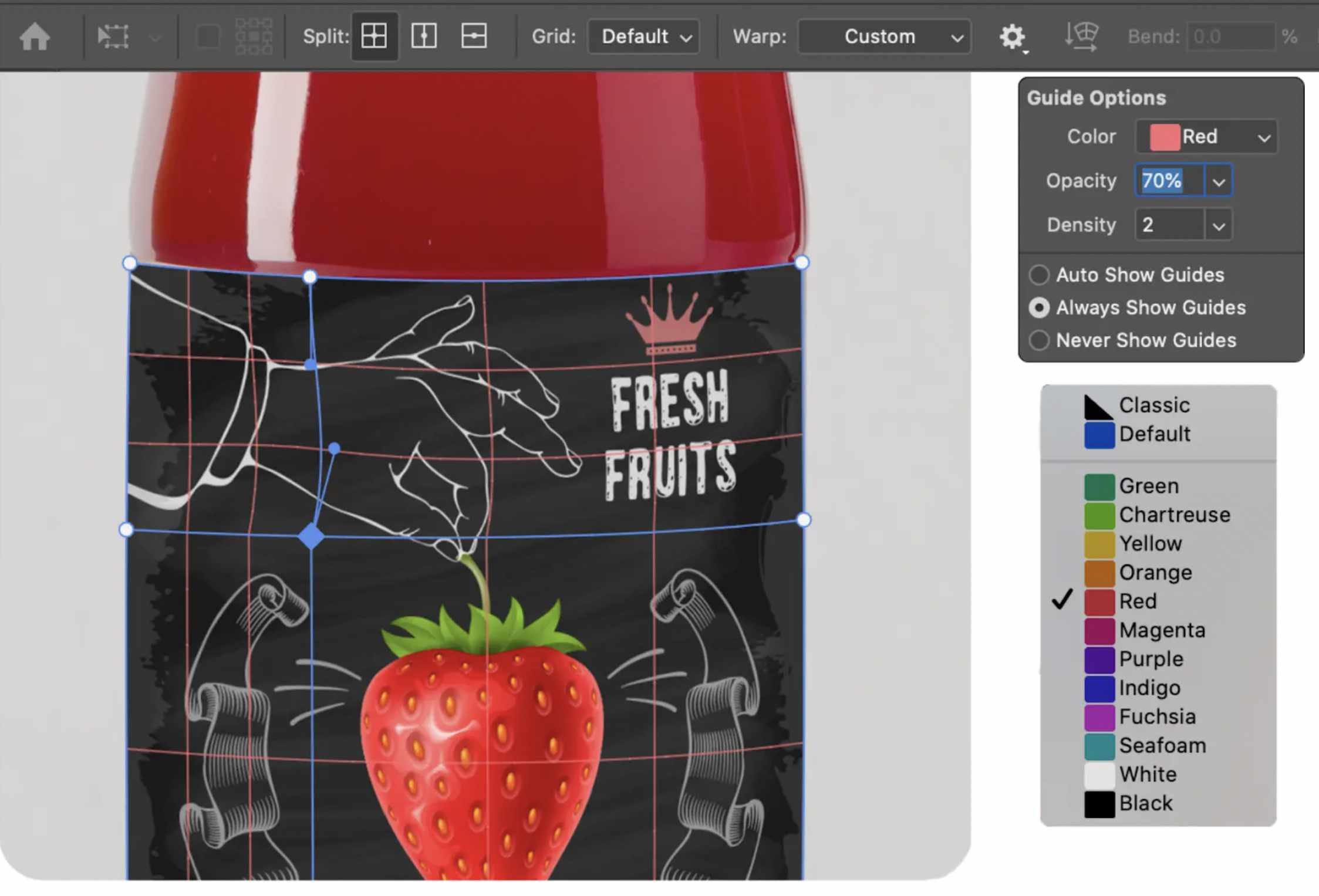 New Photoshop features