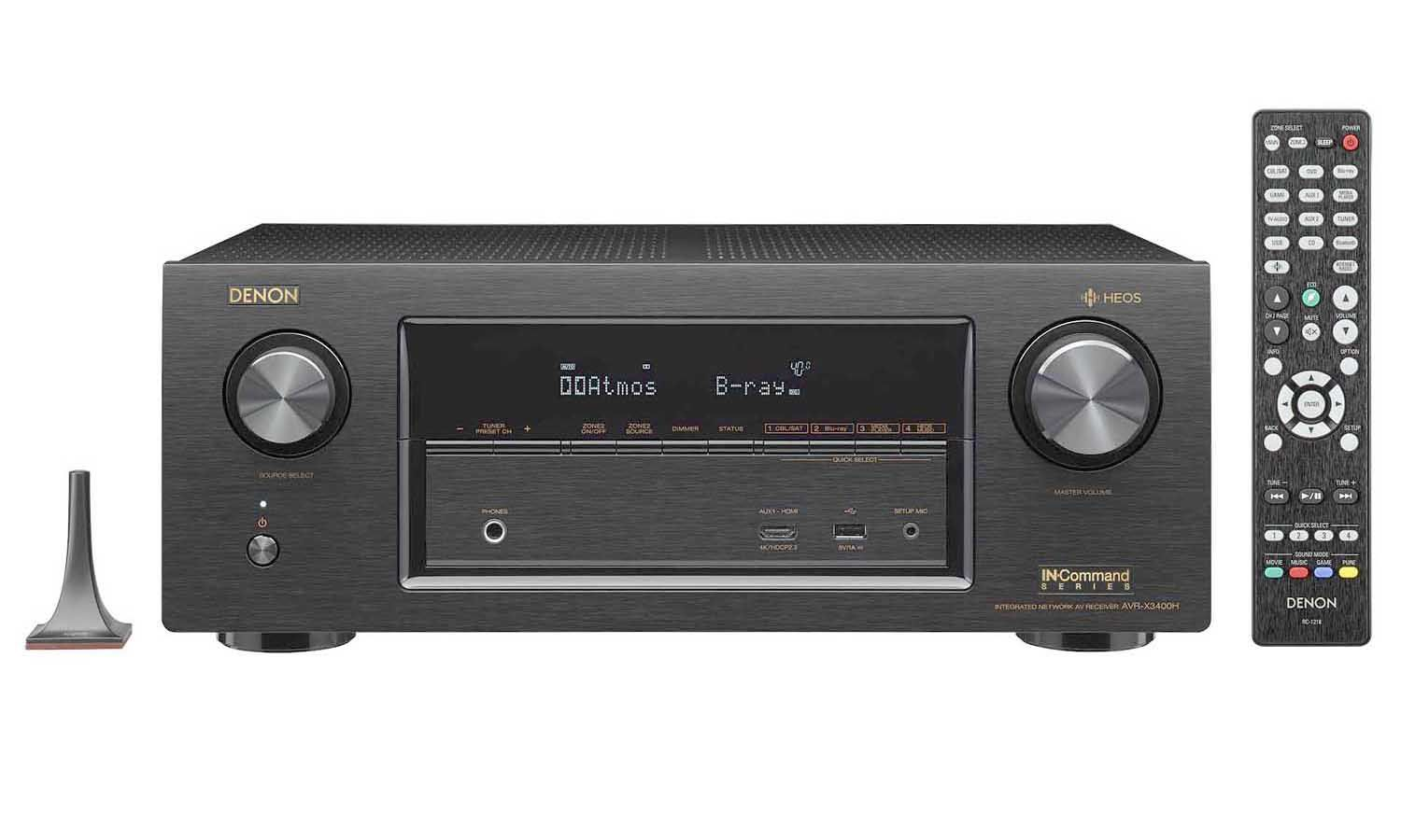The 12 Best Mid Range Home Theater Receivers Of 2019