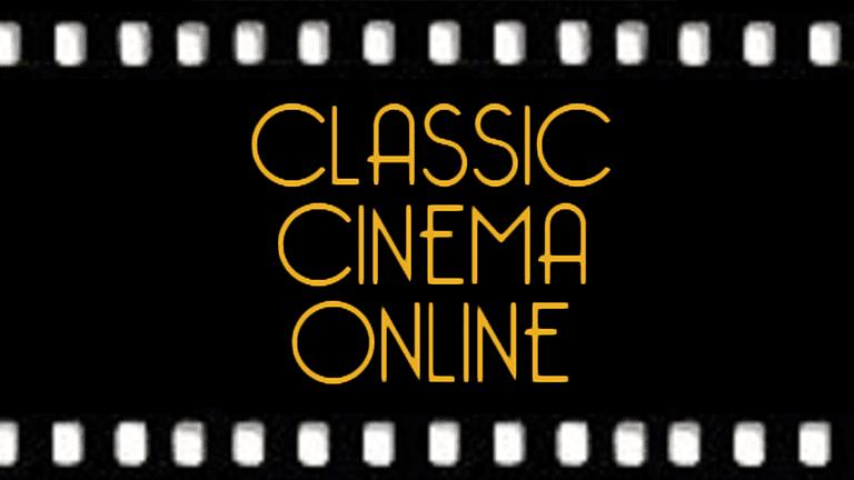 Screenshot of Classic Cinema Online