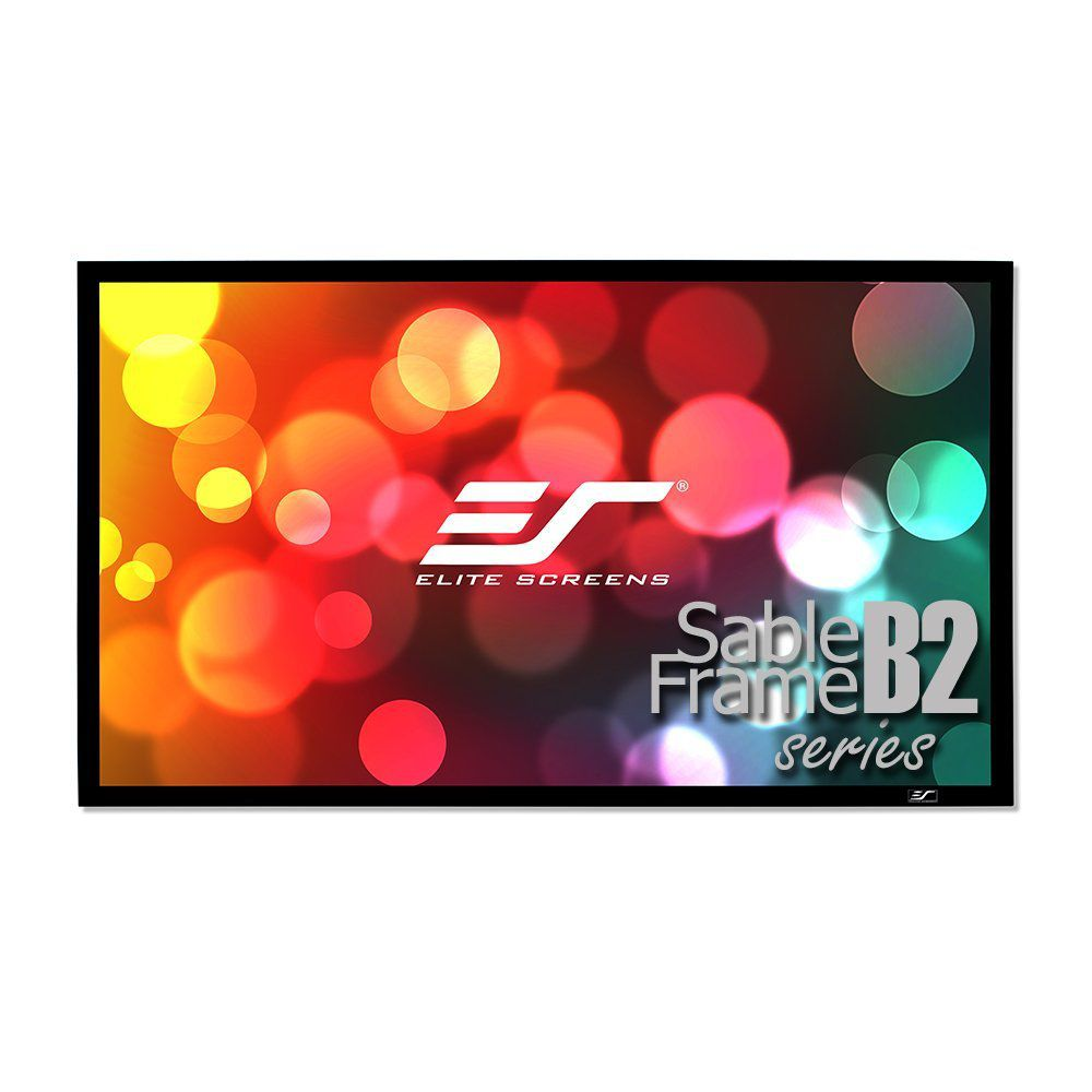 Elite Screen Sable Frame B2 92-Inch