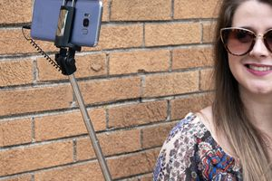 JETech Battery Free Selfie Stick