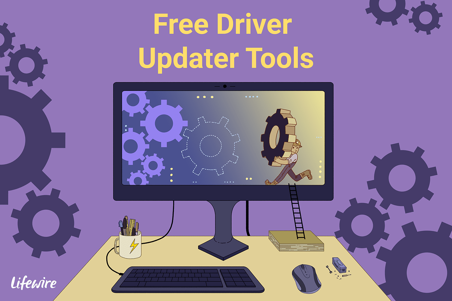how to check for missing drivers on my laptop