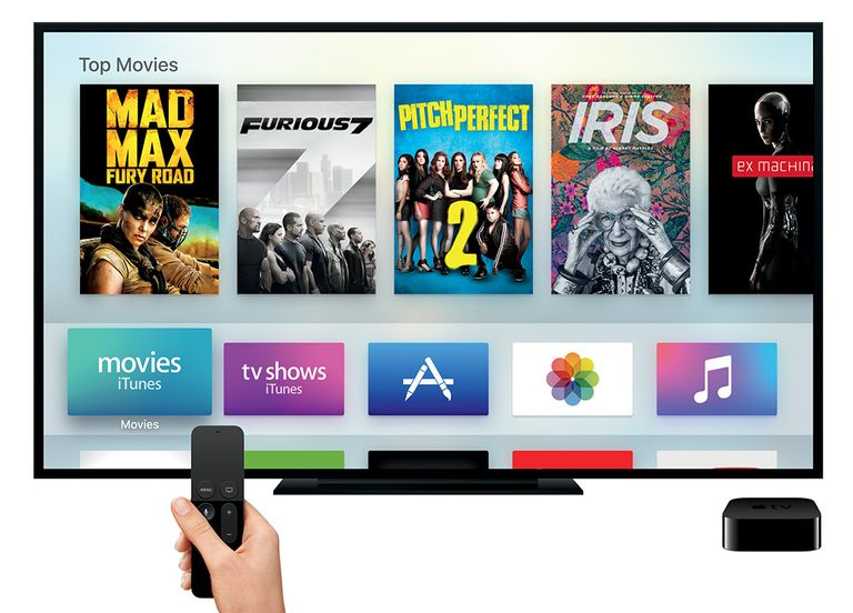 4th Gen. Apple TV