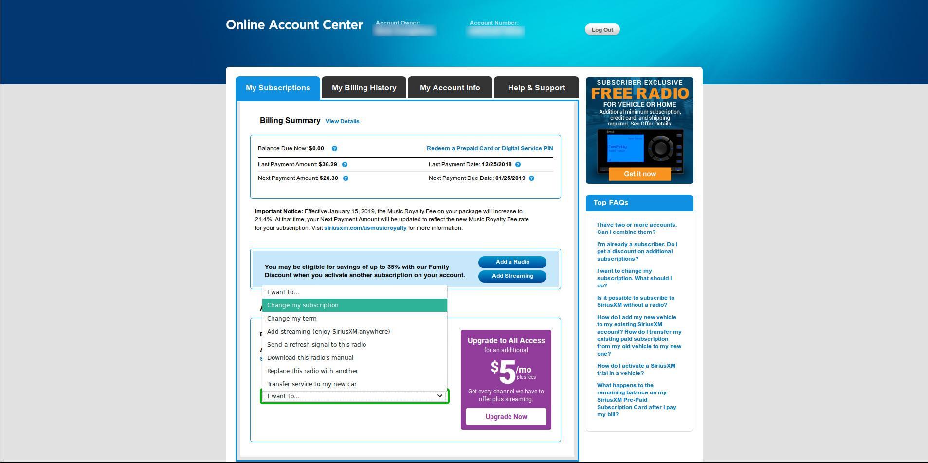 How To Listen To SiriusXM Radio Online