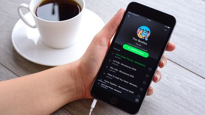 Get Spotify and Slacker on Your IPod