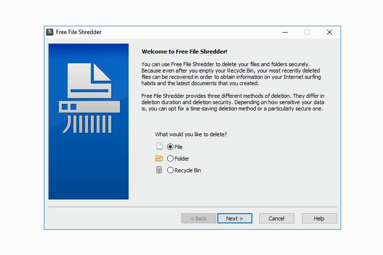 35 Free File Shredder Software Programs (September 2019)