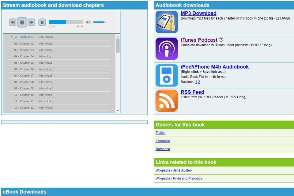 Top 14 websites for free audiobooks fandeluxe Gallery