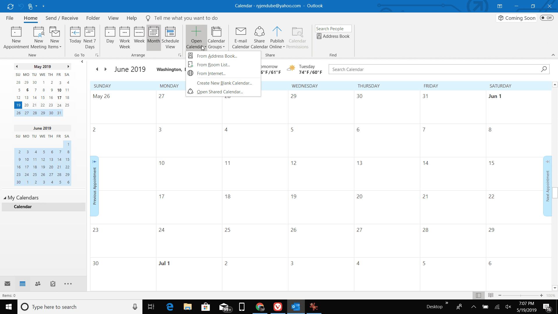 How to Get Google Calendar on Your Windows Desktop