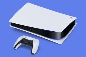 Sony's PlayStation 5 console