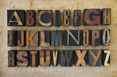 Sans Serif Type and When to Use It