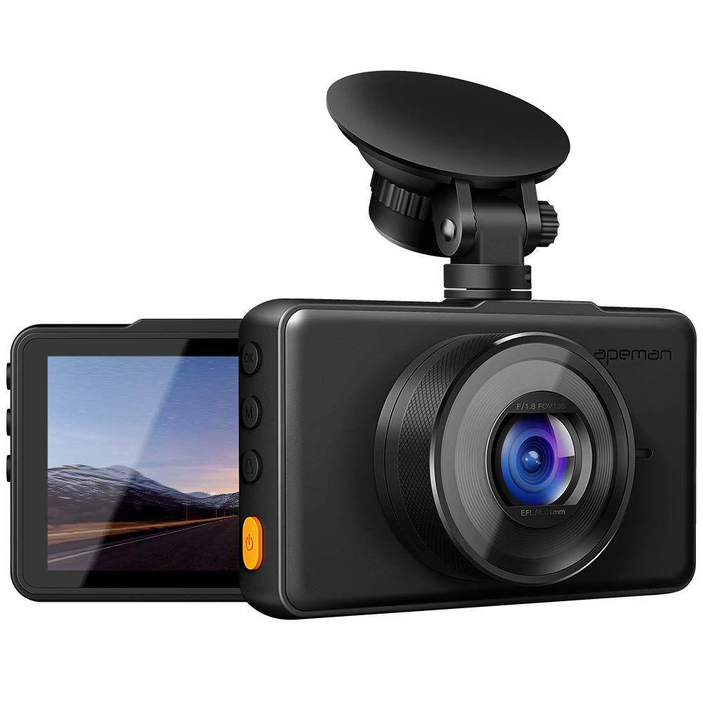 Apeman C450 Dash Cam