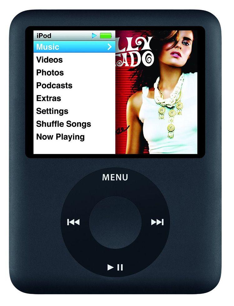 3rd gen. iPod nano