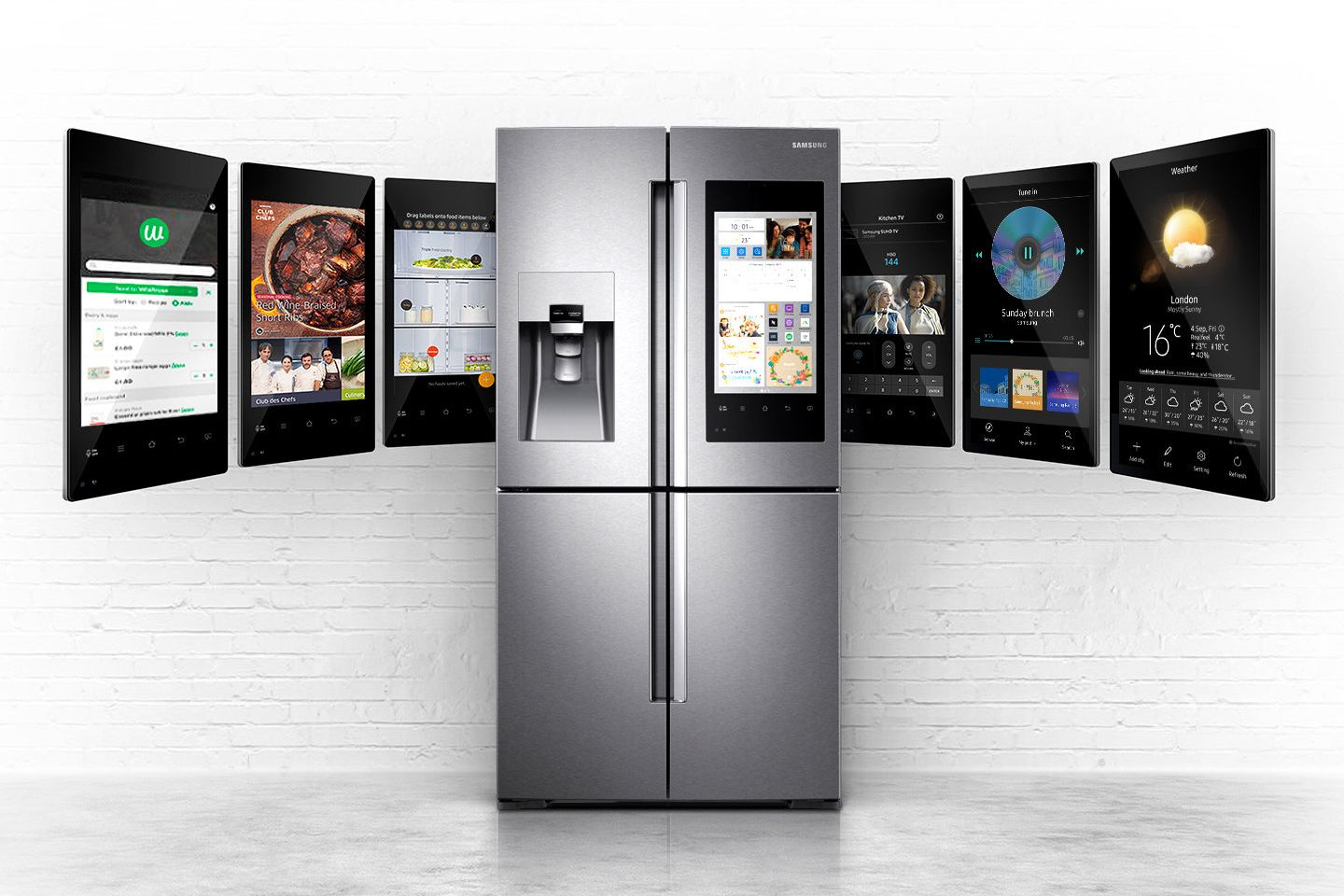 What Is A Smart Refrigerator
